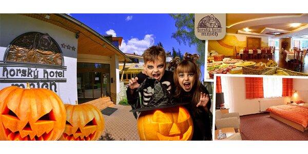 Halloween pobyt v Horskom hoteli Mních***