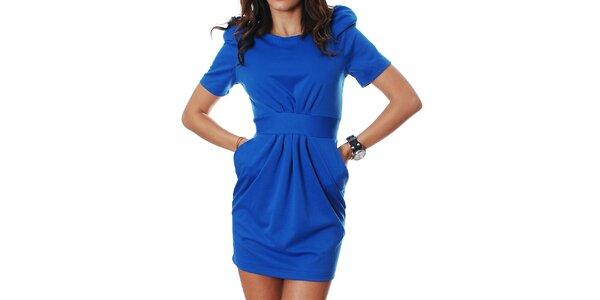 Dámske modré šaty Mya Alberta