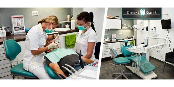 Dentálna hygiena, pieskovanie, bielenie