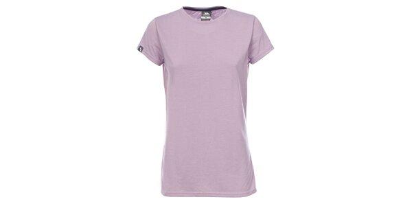 Dámske ružové tričko Trespass