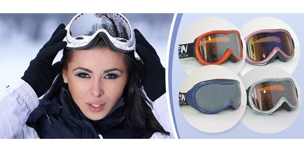 Lyžiarske okuliare dámske alebo pánske