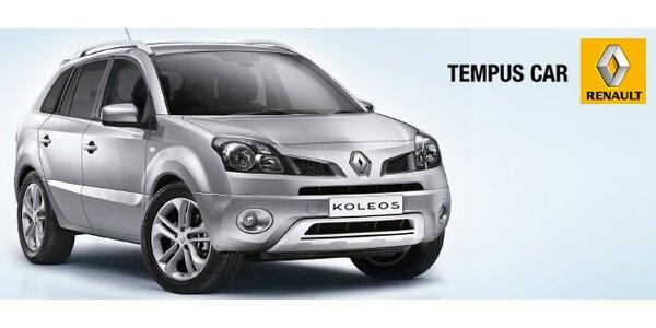 Auto Renault KOLEOS so skvelou zľavou