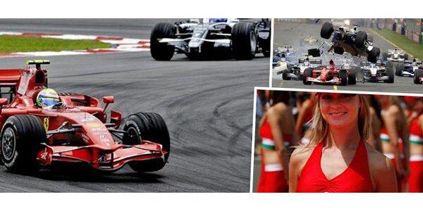 Formula 1 na Hungaroringu