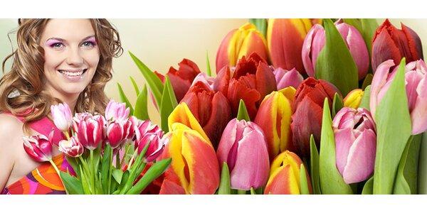 14,90 eur za kyticu 11 tulipánov pre vašu najdrahšiu polovičku