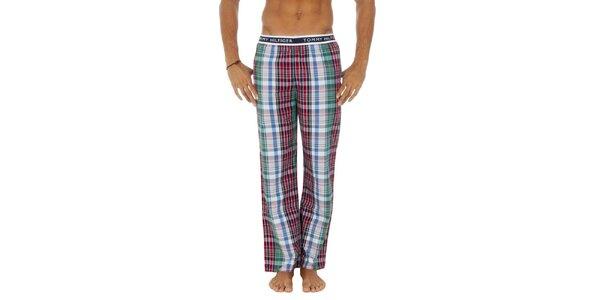 Pánske kockované pyžamové nohavice Tommy Hilfiger