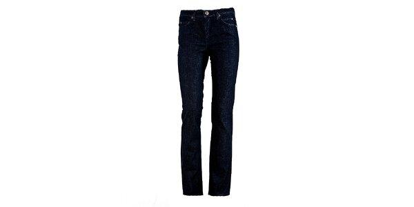 Dámske indigovo modré straight-leg džínsy Ruby London