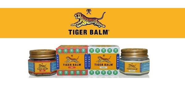 Originálny Tigrí balzam - uľavte upchatému nosu, bolestiam hlavy a napätým…