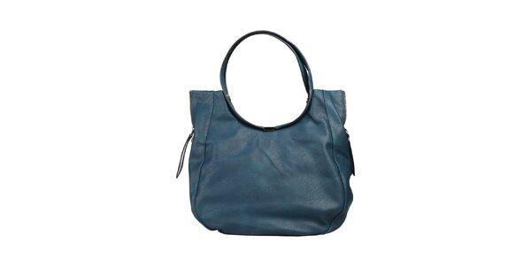 Dámska veľká modrá kabelka Dudlin