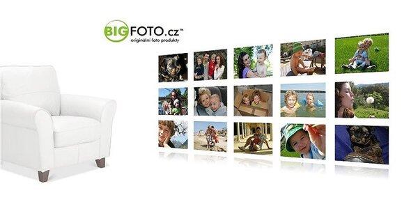 4 ks samolepiace fotoplátna na stenu