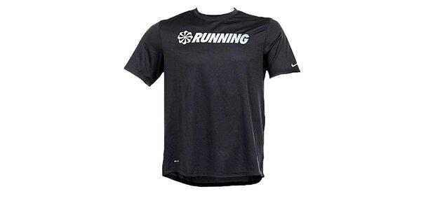 Pánske šedé tričko Nike