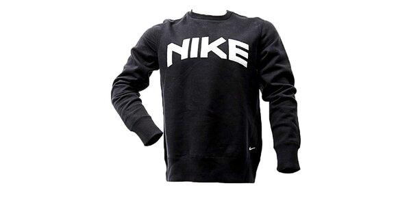 Pánska čierna mikina Nike