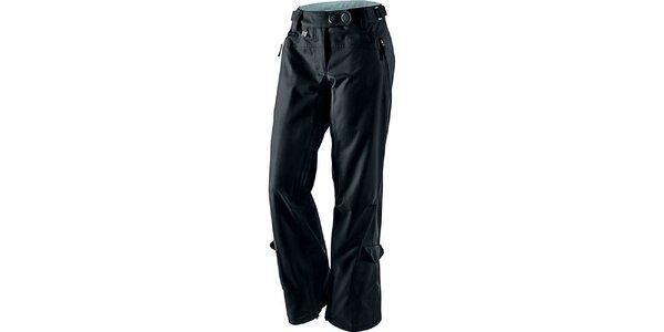 Dámske čierne nohavice na lyže alebo na snowboard Adidas
