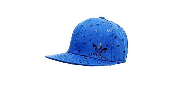 Dámska modrá šiltovka Adidas