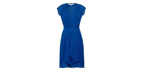 Dámske modré šaty Uttam Boutique