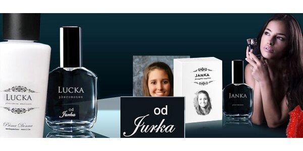 37 eur za namiešanie parfumu podľa vlastného výberu vôní