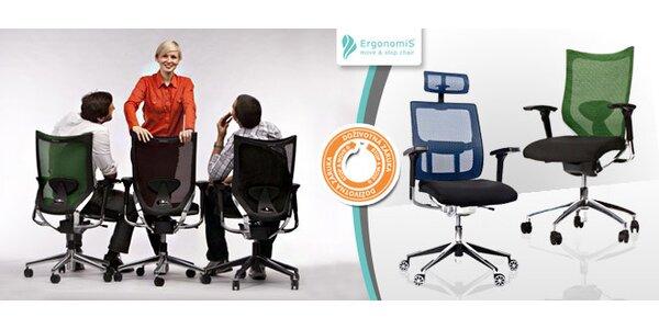 Zdravotná stolička proti bolesti chrbta