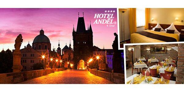 Hotel Anděl*** Praha