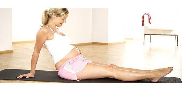 Cvičenie pre tehotné v Žiline