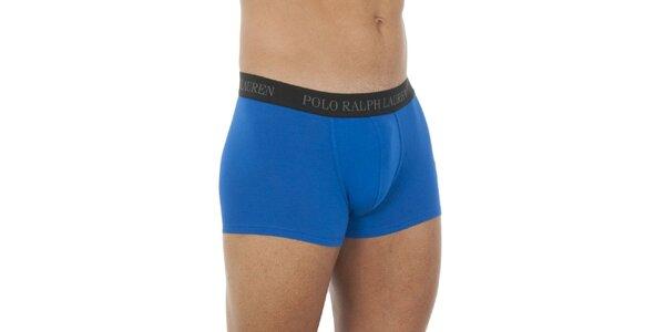 Pánske modré boxerky Ralph Lauren