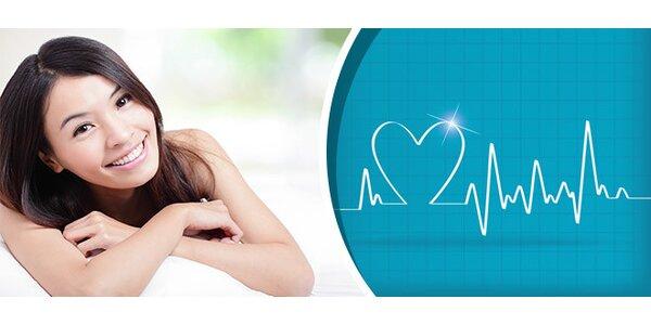 Diagnostika vášho zdravia a terapia
