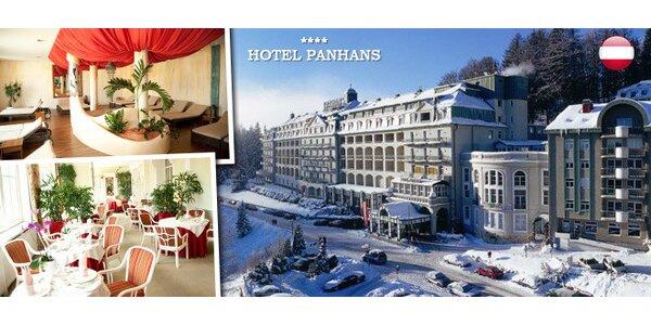 Lyžovačka a luxusný wellness v Rakúsku