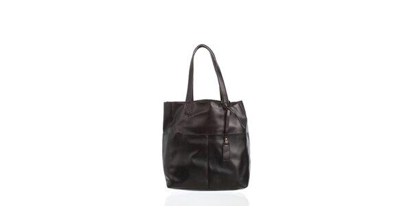 Dámska čierna kabelka Moow