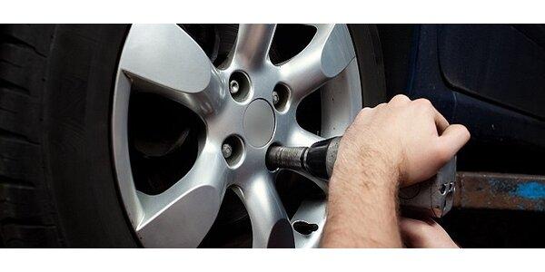 Zimné prezutie pneumatík