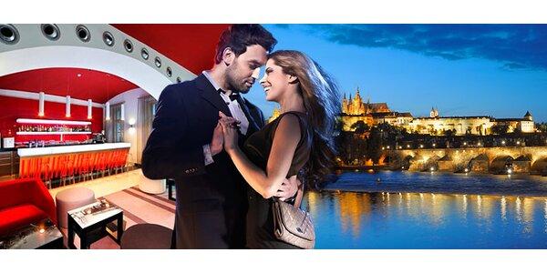 69 eur za noc pre dvoch v dizajnovom hoteli Red and Blue v Prahe