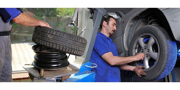 Sezónne prezutie pneumatík