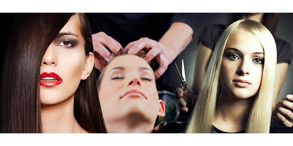 Perfektný strih vlasov, styling a uvoľňujúcu masáž v beauty studiu Me & Myself