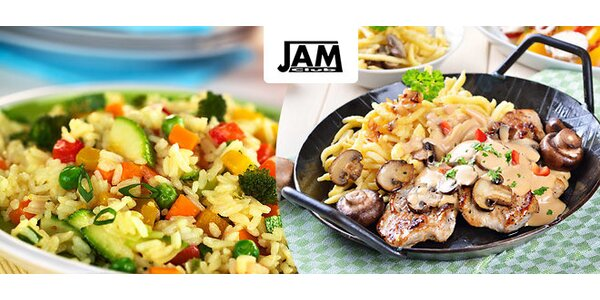 2 chodové obedové menu