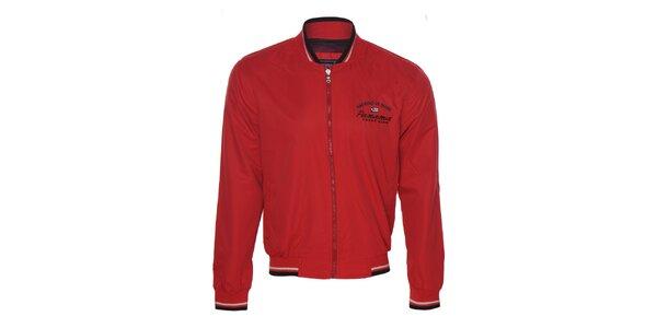 Pánska červená bunda Giorgio di Mare