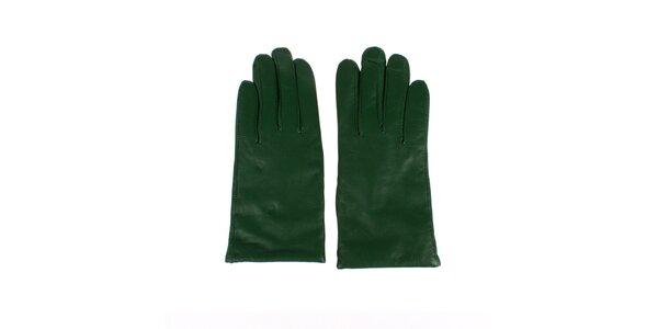 Dámske zelené rukavice Nolita