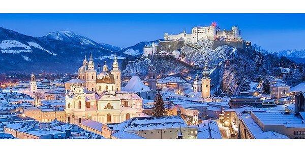 Adventný Salzburg so sprievodom čertov. Termín 30.11.-1.12.2013