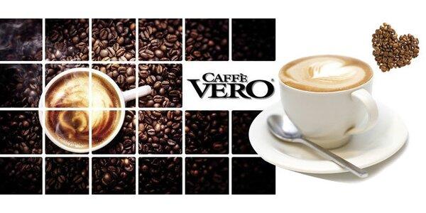 Výborná káva pre dvoch v Polygone