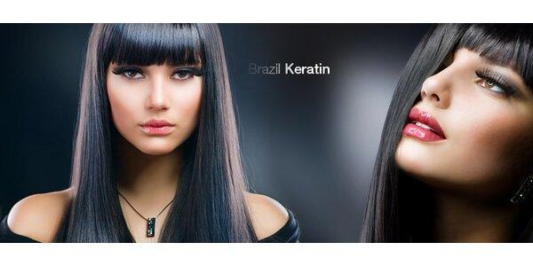 Brazil Keratin kúra na vlasy
