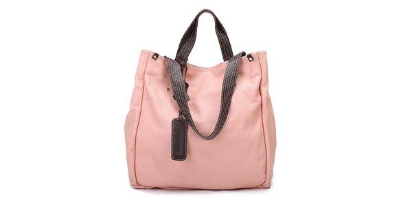 Dámska ružová kabelka Belle & Bloom