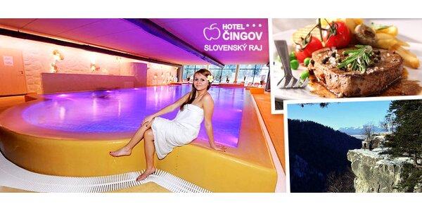 Hotel ČINGOV*** Slovenský raj