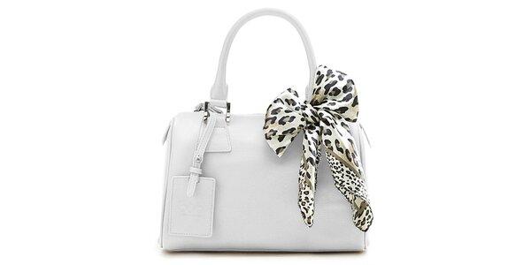 Dámska krémová kufríková kabelka Belle & Bloom