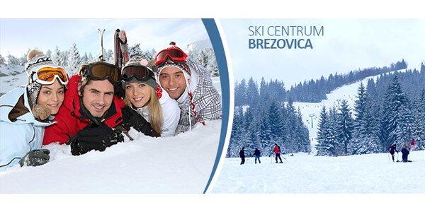 Skipas – lyžiarske stredisko Brezovica