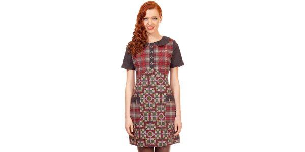 Dámske farebné šaty Rosalita McGee