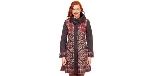 Dámsky farebný kabát do dažďa Rosalita McGee