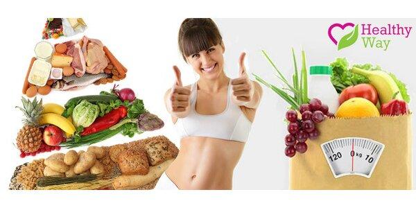 Analýza zloženia stravy - rýchlo a jednoducho On-line
