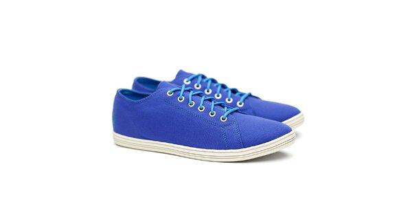 Pánske nízke modré tenisky Shoe the Bear
