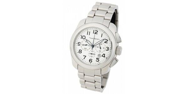 Pánske ocelové hodinky Yves Bertelin