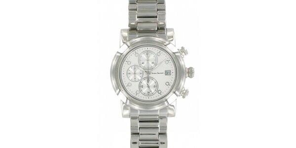 Ocelové hodinky Yves Bertelin