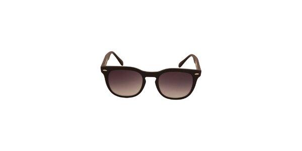 Čierne slnečné okuliare s tónovanými čiernymi sklami No Limits