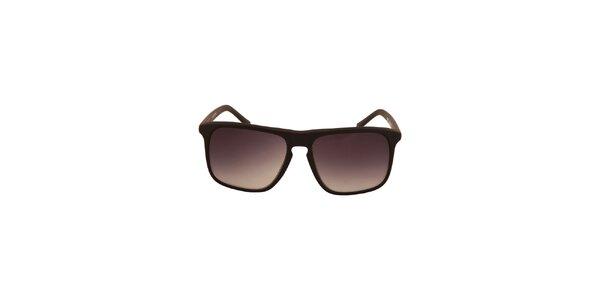 Čierne slnečné okuliare s čiernymi tónovanými sklami No Limits