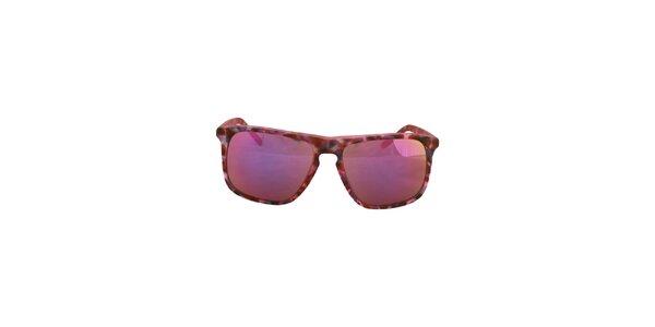 Fialovo-ružové slnečné okuliare No Limits