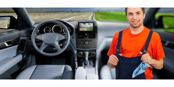 Tepovanie interiéru auta